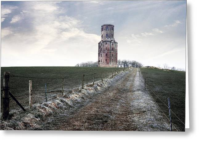 Horton Tower - England Greeting Card by Joana Kruse