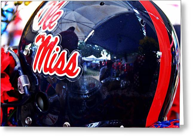 Hotty Toddy  Greeting Card