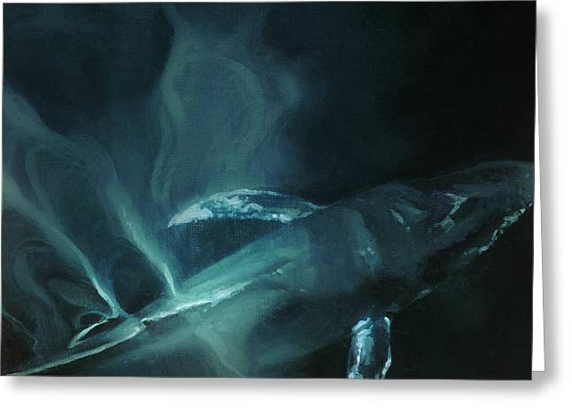 Humpback Whale II Greeting Card