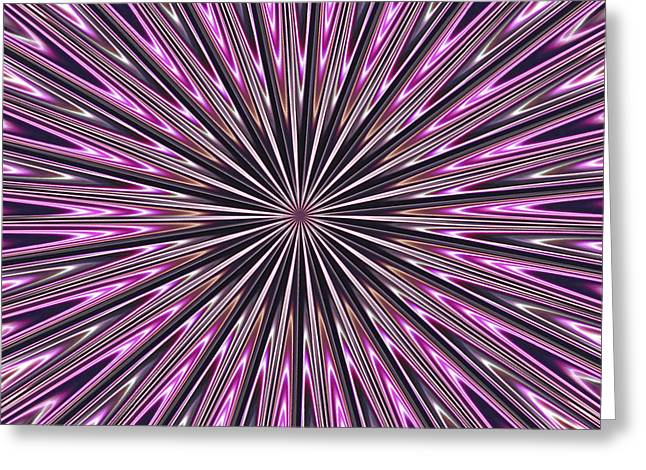 Greeting Card featuring the photograph Hypnosis 4 by David Dunham