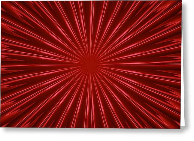 Greeting Card featuring the photograph Hypnosis 7 by David Dunham