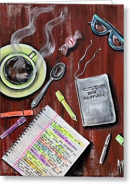 I Am Jehovahs Friend  Greeting Card