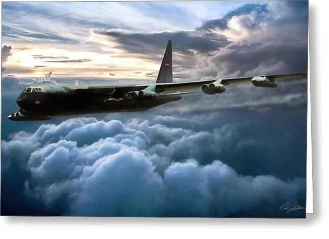 I Am Legend B-52 Greeting Card