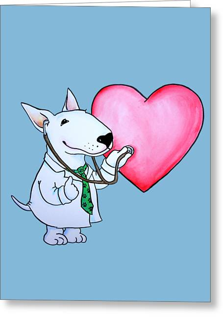 I Am Your Dogtor Greeting Card