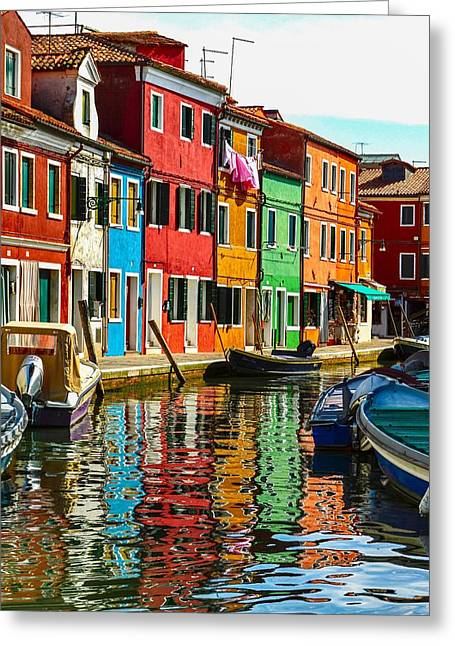 I Dream In Color Greeting Card