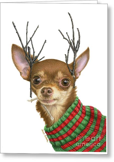 What Do You Mean Santa's Got Enough Reindeer? Greeting Card