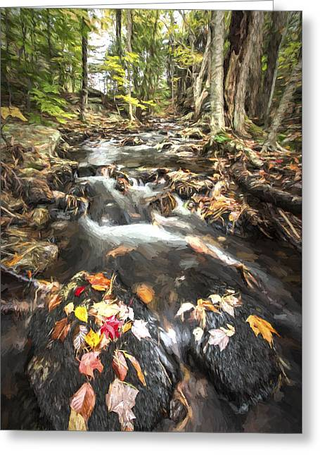 I Want More II Greeting Card by Jon Glaser