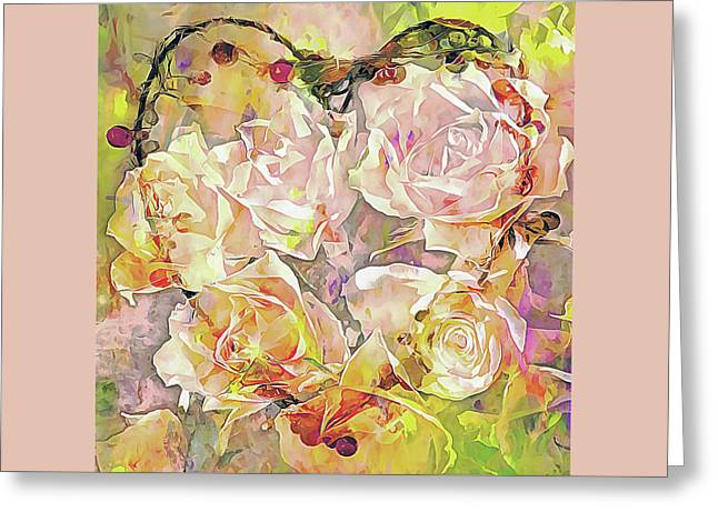 I Will Love You Always Greeting Card by Dorothy Berry-Lound