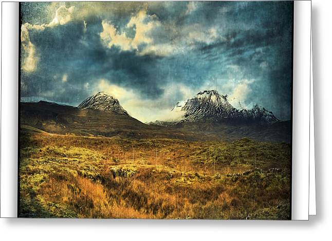 Iceland 29 Greeting Card by Ingrid Smith-Johnsen