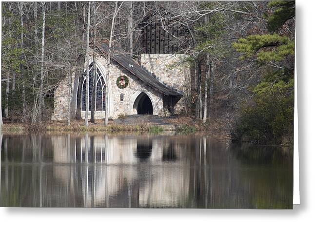 Ida Cason Callaway Memorial Chapel Greeting Card