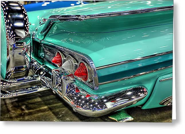 Impala Greeting Card by Nicholas  Grunas