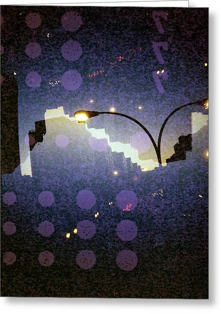 Imperfections IIi Greeting Card