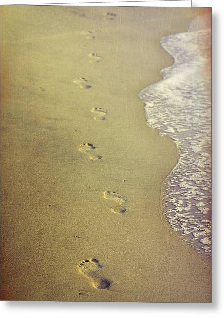 Impression Imprints Greeting Card by JAMART Photography
