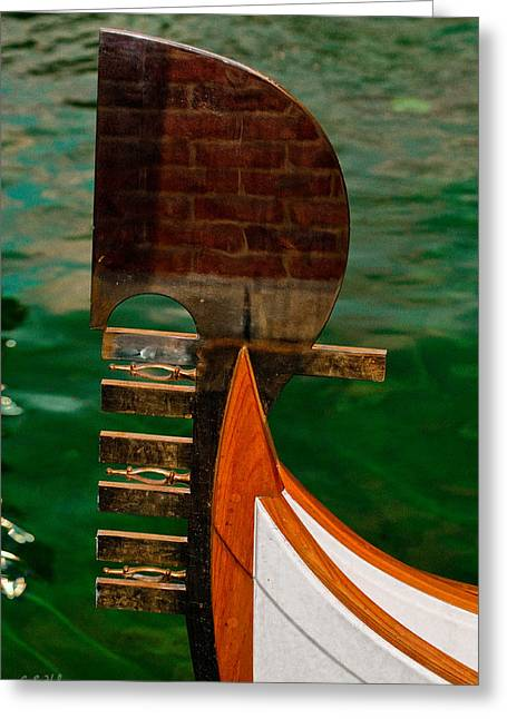 In Reflection Greeting Card by Christopher Holmes