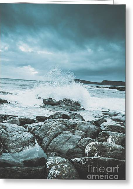 In Wake Of Storms Greeting Card by Jorgo Photography - Wall Art Gallery