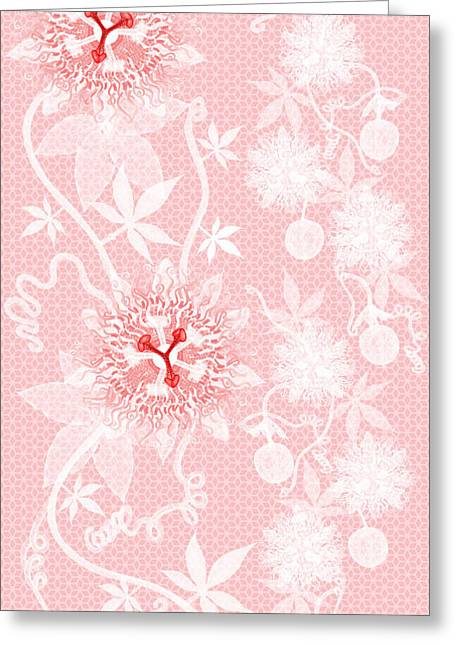 Incarnata C1 Greeting Card