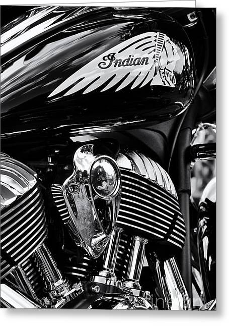 Indian Chieftain Greeting Card