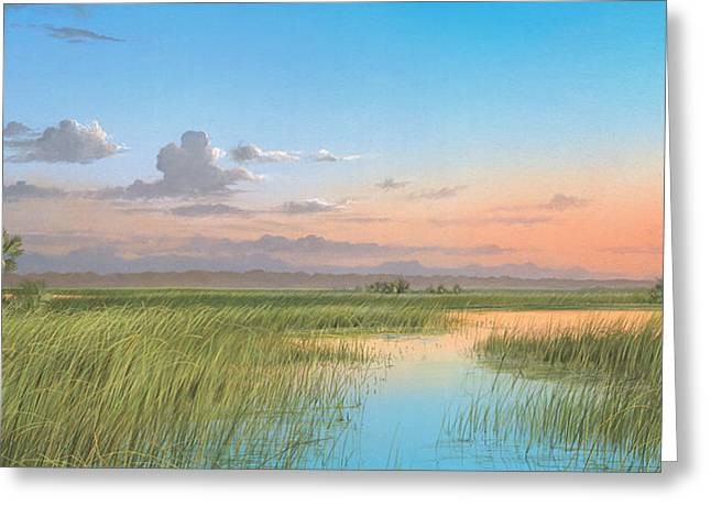 Indian River Greeting Card