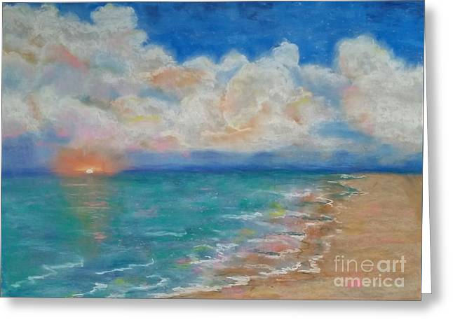 Indian Shores Greeting Card