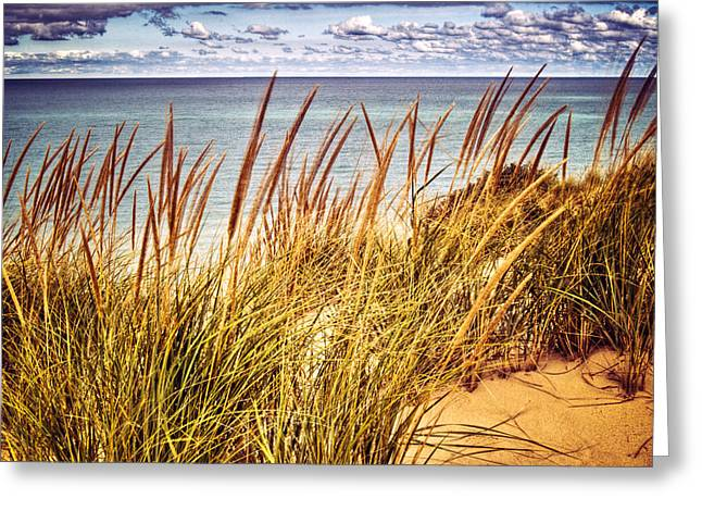Indiana Dunes National Lakeshore Greeting Card