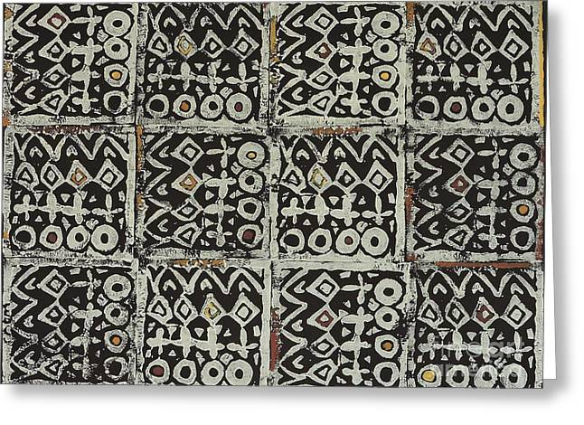 Indigenous Design Greeting Card