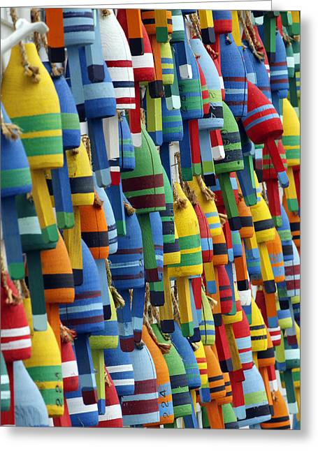 Individuality Greeting Card by Alan Todd