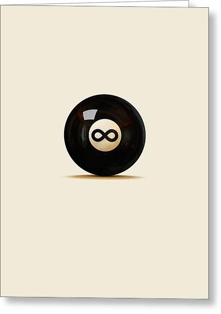 Infinity Ball Greeting Card