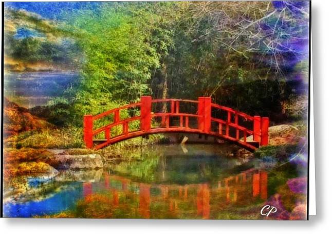 Inner Bridges Greeting Card