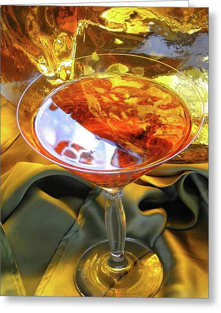 Inspiration Libation Greeting Card