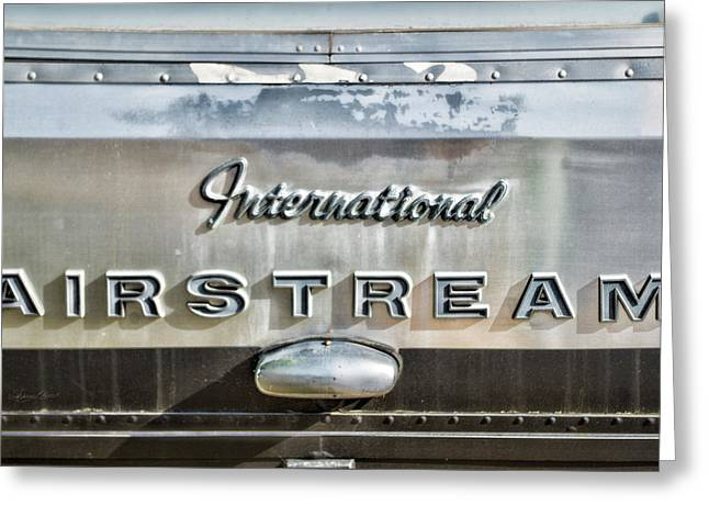 International Airstream Greeting Card