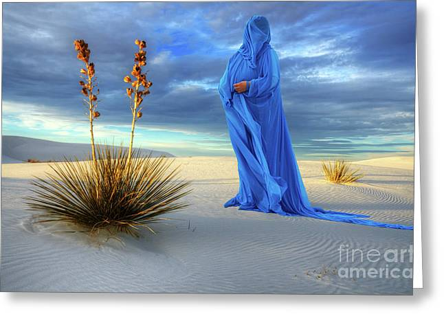 Into The Mystic 26 Greeting Card by Bob Christopher