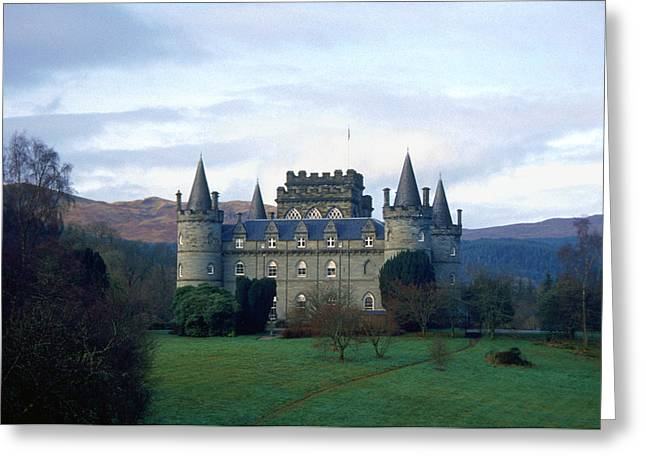 Inveraray Castle Greeting Card