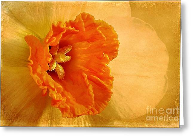 Inviting Greeting Card by Lois Bryan