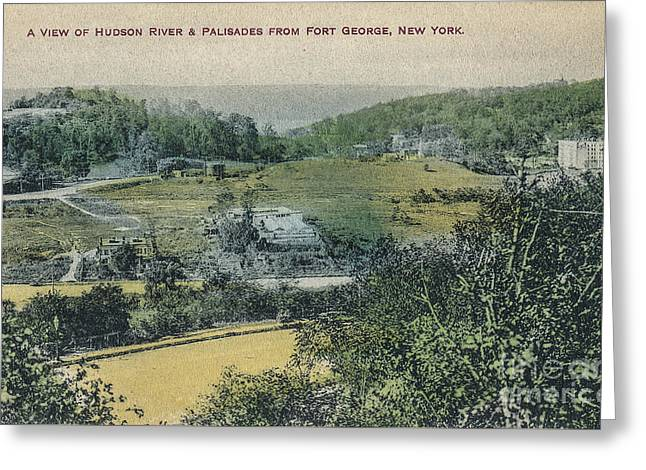Inwood Postcard Greeting Card