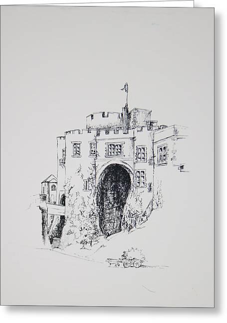 Ireland Castle 2 Greeting Card