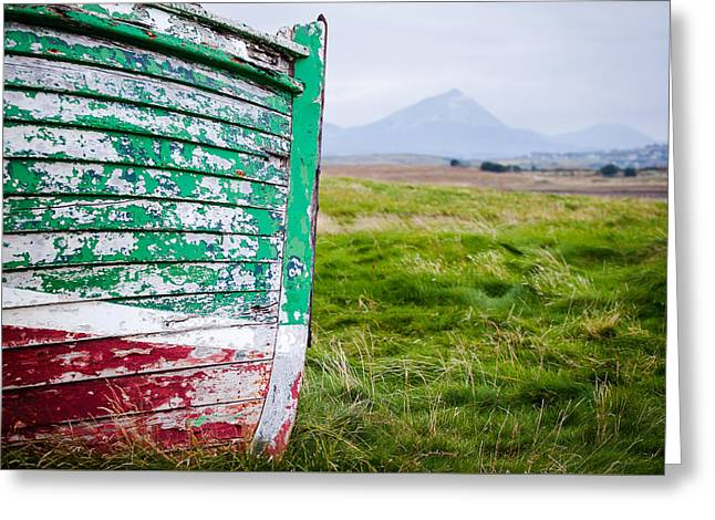 Irish Landscapes Greeting Card by Peter McCabe