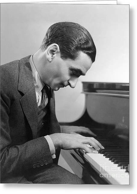 Irving Berlin (1888-1989) Greeting Card