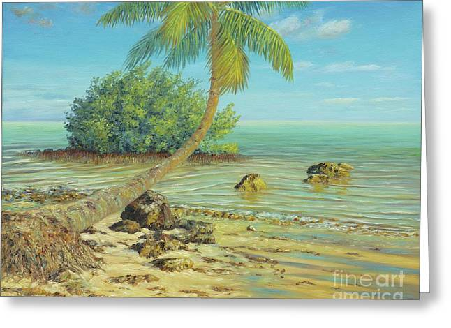 Islamorada Greeting Card by Danielle Perry