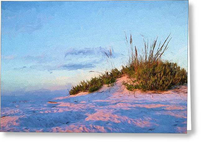 Islands On The Island Greeting Card by JC Findley