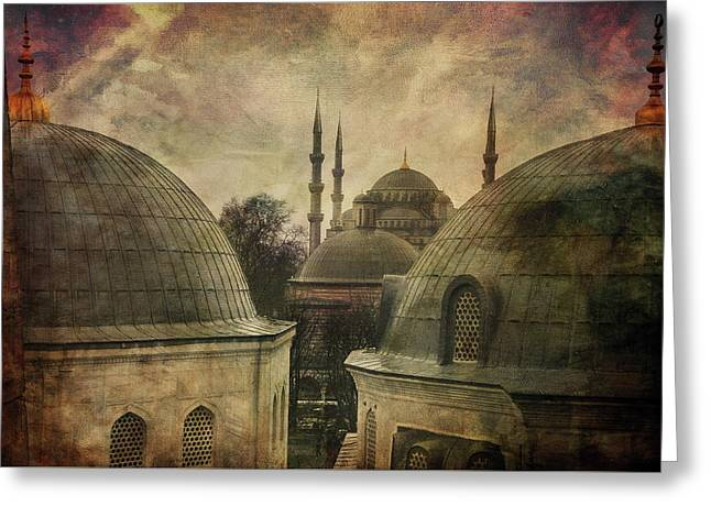 Istambul Mood Greeting Card