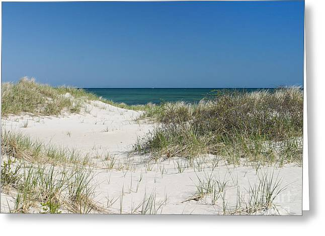 It's A Cape Cod Kind Of Day Greeting Card