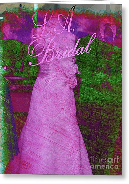 Its A Choice You Make Greeting Card by Susanne Van Hulst