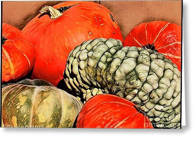It's Pumpkin  Season Greeting Card