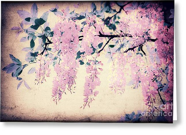 It's Springtime Greeting Card by Angela Doelling AD DESIGN Photo and PhotoArt
