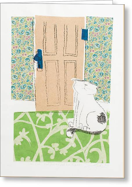 Ive Got Places To Go People To See Greeting Card