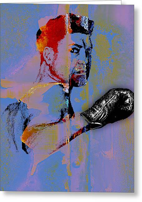 Jack Dempsey Collection Greeting Card
