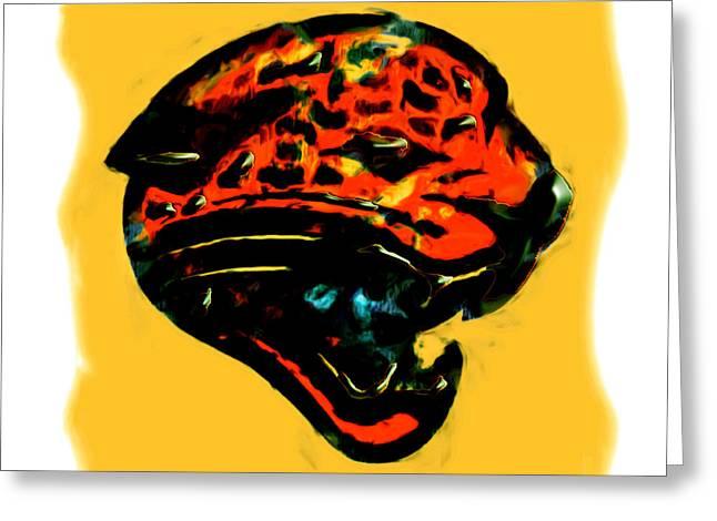 Jacksonville Jaguars Painting By Brian Reaves