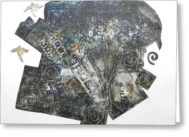 Jacob's Dream Greeting Card