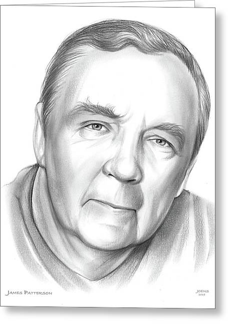 James Patterson Greeting Card