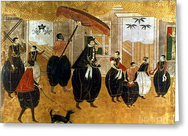 Japan: St. Francis Xavier Greeting Card by Granger